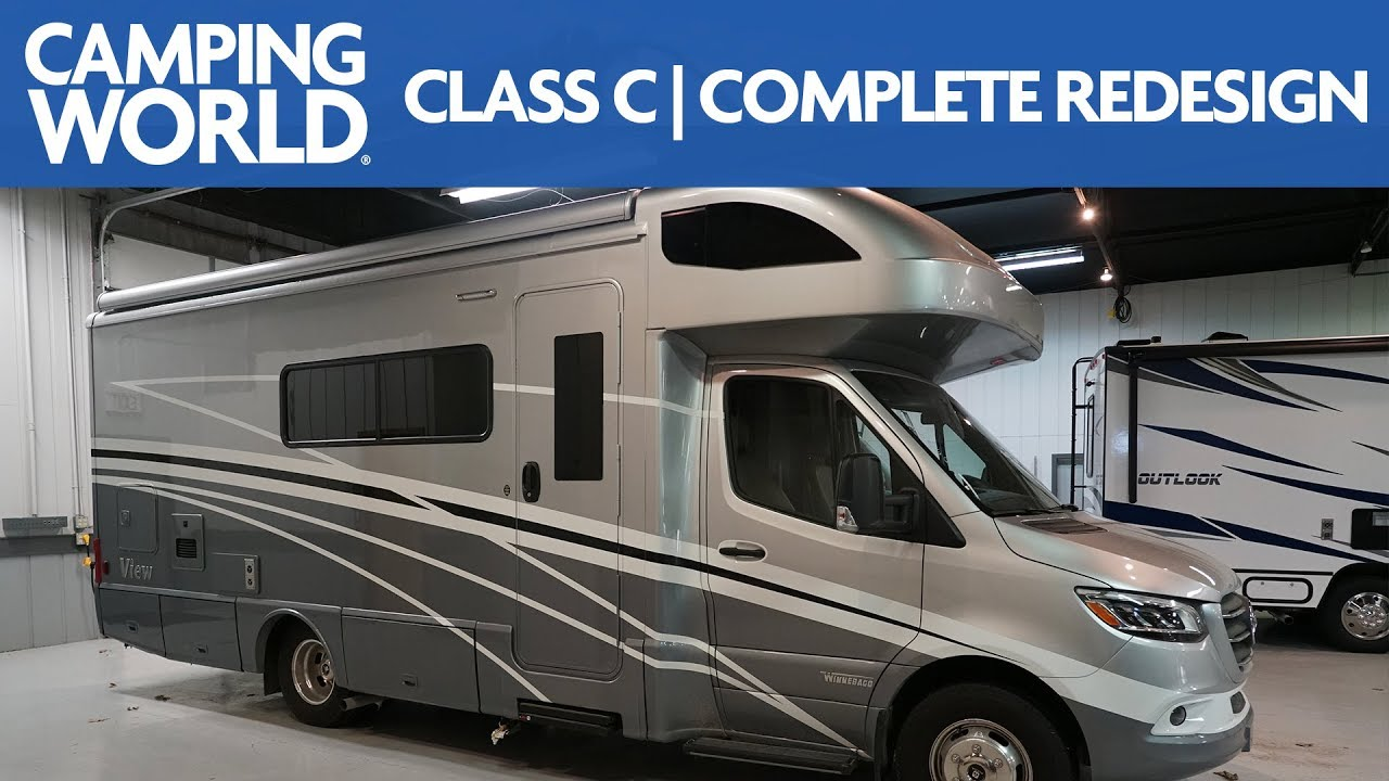 Best Small Rv 2020 2020 Winnebago View 24D | Class C Motorhome   RV Review: Camping