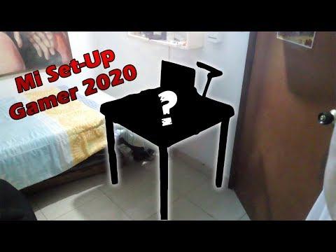 Mi Set-Up Gamer 2020 - ElCarlitosGamer