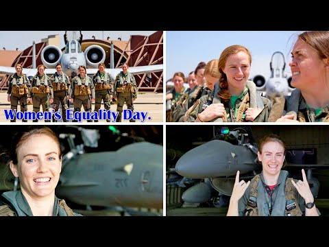 Osan Air Base to commemorate Women's Equality Day.