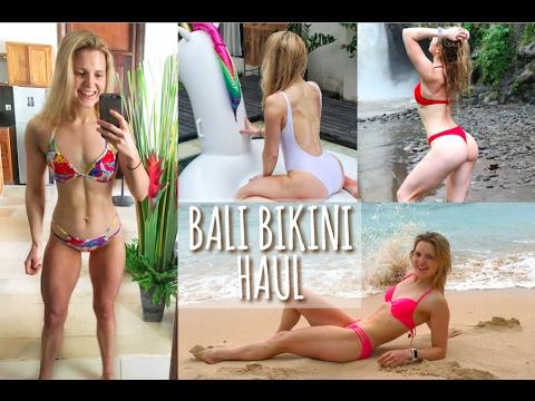 BIKINI HAUL | Earthquake in Bali