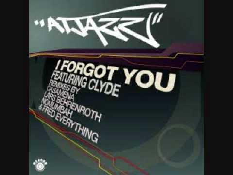 ATJAZZ - I FORGOT YOU ( REMIX )
