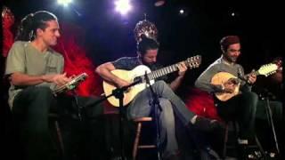 """CARAIVANA / """"Ponteio"""" ao vivo em São Paulo"""