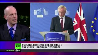 """Professor on Brexit talks: """"Probably is the EU holding this up"""""""