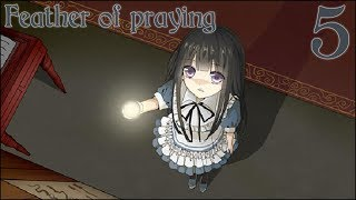 Feather of praying (RPG Maker Horror) - Part 5 | Flare Let's Play | Together (Normal Ending 2)
