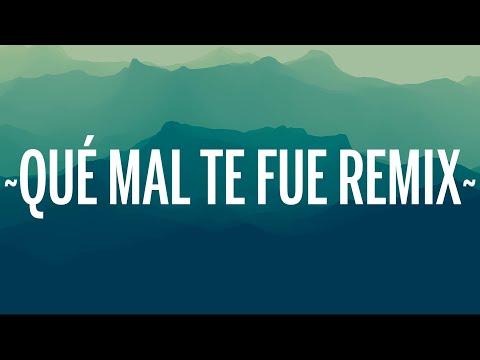 Natti Natasha – Que Mal Te Fue REMIX (Letra/Lyrics) ft. J Quiles, Miky Woodz