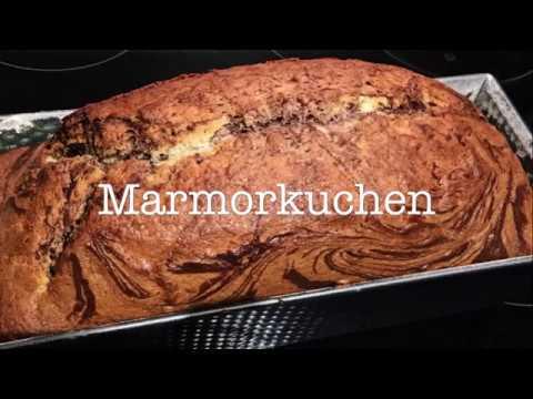 Einfacher Und Saftiger Marmorkuchen Grundrezept Ohne Butter