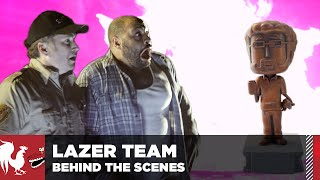 Lazer Team Behind the Scenes - Episode 4