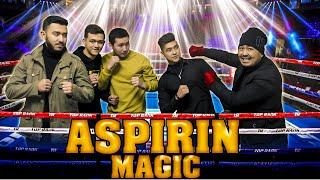 Oybek Teshaboev MAXIMUM jamoasi VS Aspirin Magic