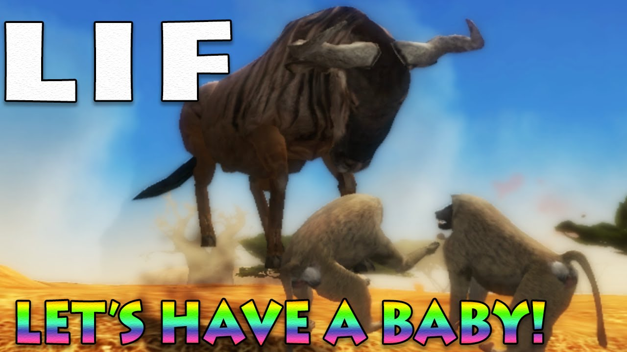 lif animal simulator monkey banging babies and more w