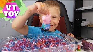 МОРЕ З ОРБІЗ ДІСТАЄМО ІГРАШКИ. ORBEEZ сюрпризи іграшки з різнокольоровими кульками Орбіз