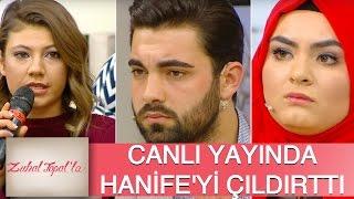 Zuhal Topal'la 109. Bölüm (HD) | Melisa'nın Serkan'ı Arayan Arkadaşı Yayında Hanife'yi çıldırttı!