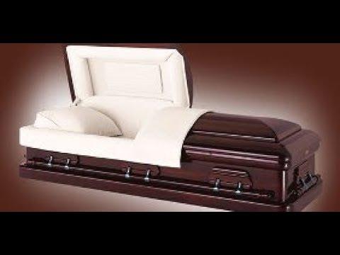 Суеверия при похоронах.