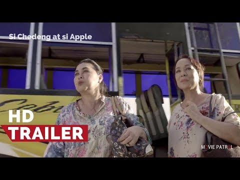 Si Chedeng at si Apple Official Trailer (2017)   Elizabeth Oropesa and Gloria Diaz