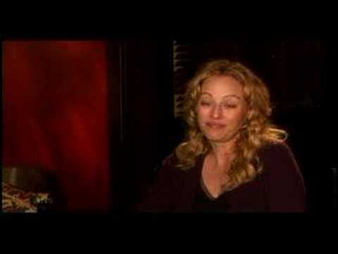 VIRGINIA MADSEN NERVOUS TO PLAY VIXEN