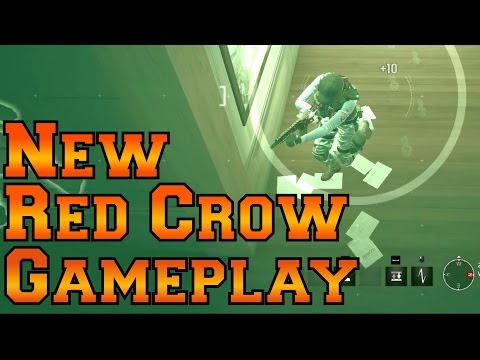 Red Crow Gameplay - Echo and Hibana - Skyscraper and Bartlett University - Rainbow Six Siege