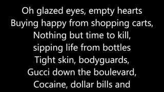 Troye Sivan TRXYE and Blue Neighborhood lyrics