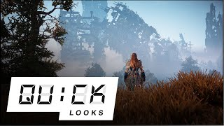 Horizon: Zero Dawn (PC): Quick Look (Video Game Video Review)