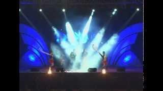 Download Hindi Video Songs - Khuda Jaane Live Performance :: Sandeep Batraa and Arpita Mukherjee