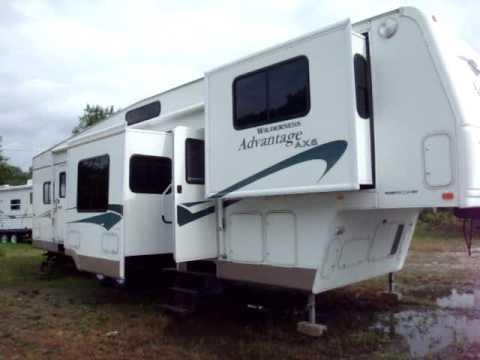 Sold 2004 Fleetwood Rv Wilderness Advantage Ax6 For