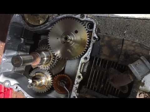 Kohler Command 15HP internal governor repair | FunnyCat TV