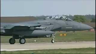Best jet nozzle sound, F-15E or Gripen?