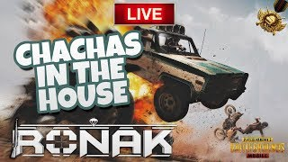 We are back!   70k Special subs games and advance custom room!   PubgMobile!