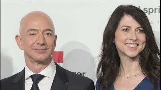 Bezos' divorce announced when Amazon is looking like the more stable of the tech companies: Tech...