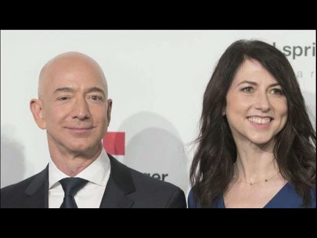 Bezos' divorce announced when Amazon is looking like the more stable of the tech companies: Tech... #1