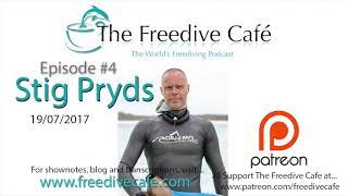 The Freedive Café #4 | Stig Pryds
