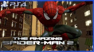PS4 - The Amazing Spider-Man 2 - Gameplay Trailer