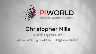 PIWORLD Interview with Christopher Mills: Spotting value & doing something about it