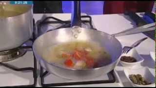 Chef Luciano Coletta Del Ristorante Deja Vu Di Avola