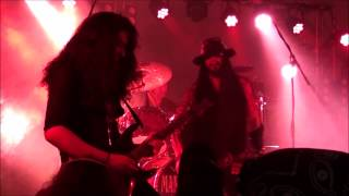 MANDY LION AT ROCKLAHOMA 2014 TIME FOR TERROR ROCK-N-ROLL GANGSTAR
