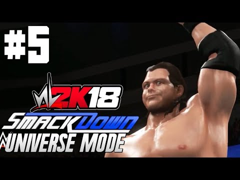 nL Live - WWE 2K18 Universe Mode: Greg Valentine's SmackDown! Episode #5