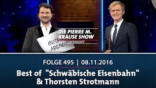 Die Pierre M. Krause Show vom 08.11.2016