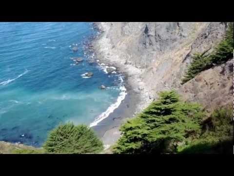 Some chunk of California coastline in.. Big Sur? - 2012-09-08 11.03.27.mp4