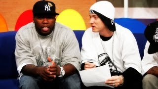 Eminem Interview On Bet 106 & Park - Feat G-Unit (2006)