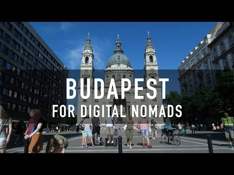 BUDAPEST FOR DIGITAL NOMADS | PRICES, COWORKING, CAFES