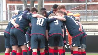 A-Junioren-Bundesliga LIVE: VfB Stuttgart - 1.FSV Mainz 05