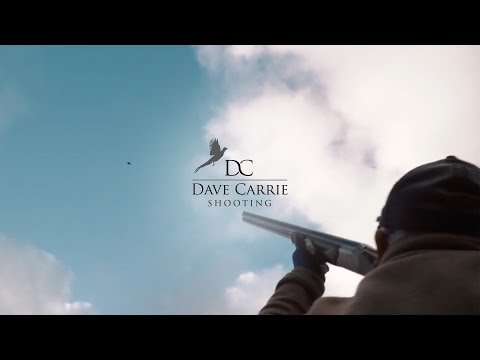 Dave Carrie - Difficult Windy Birds, Dog Men, and Characters (High Bird Shooting)