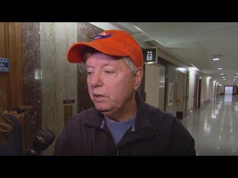Sen. Graham accuses Stephen Miller for lack of immigration deal