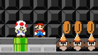 Mario Maze Mayhem   Mario And The Metallic Maze