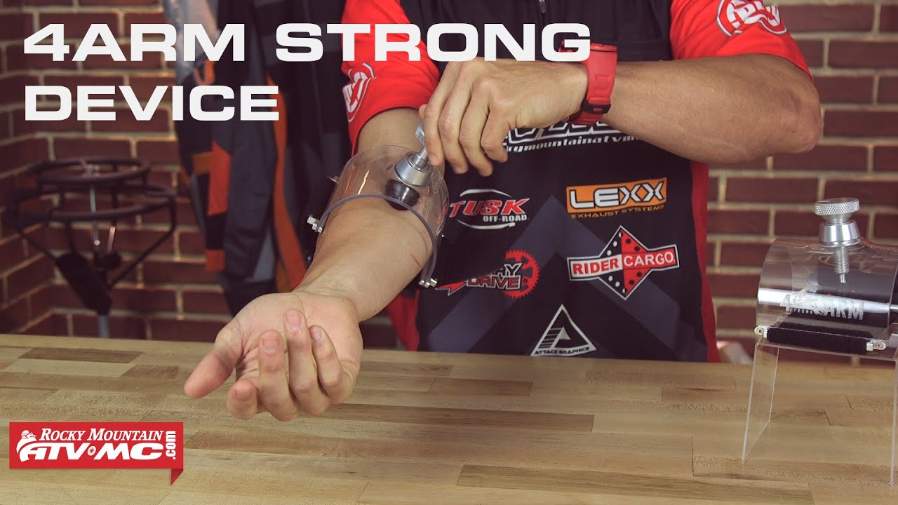 4 ARM STRONG Self Therapy Device