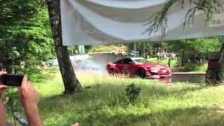 Karpacz 2015 King of Touge Nissan Szilveszter Gyorgy vs Toyota GT86 Jakub Przygoński PRACTICE