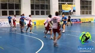 EHF Cup. Siscia (CRO) - Dinamo (UKR) 23:24