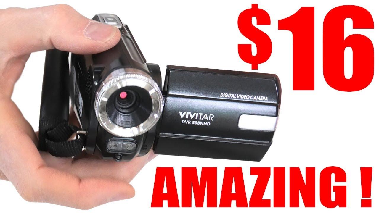 Cheap video cameras ...