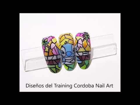 Diseños Cordoba Nail Art3
