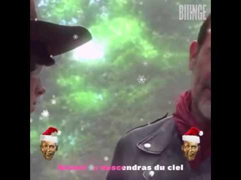 Chanson The Walking Dead ``Petit Negan noël ''