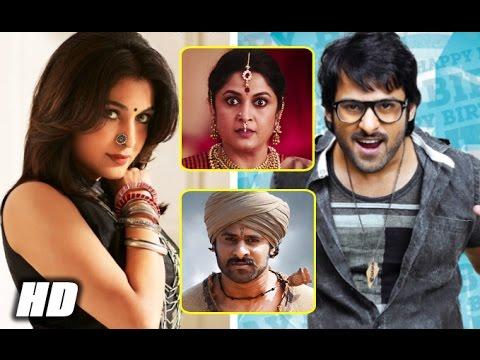 Baahubali 2 Starcast : Real Life Pictures | Prabhas, Ramya Krishnan & Others