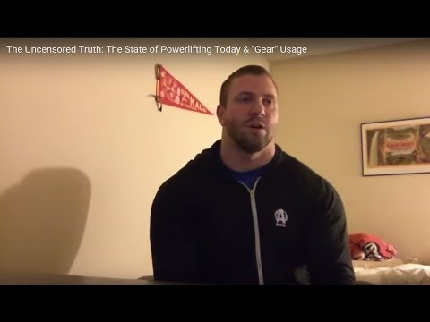 "Re: Pete Rubish - The Uncensored Truth: The State of Powerlifting Today & ""Gear"" Usage"